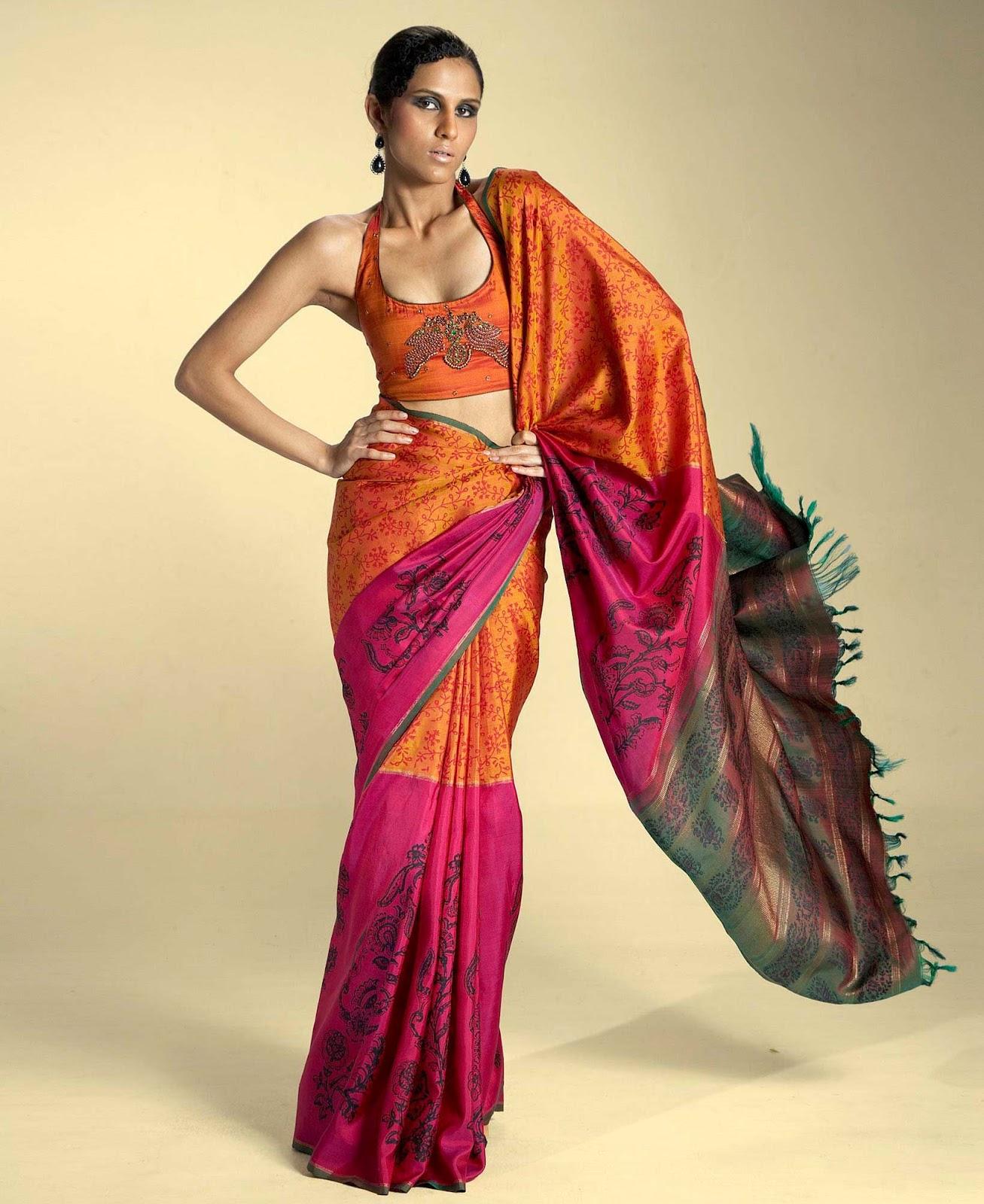 Indian Jewellery And Clothing: Stunning Rich Kanchivaram