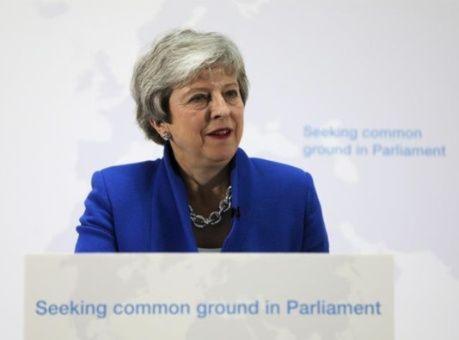 Theresa May presenta nueva propuesta para aprobar el brexit