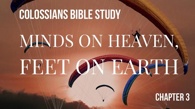 Colossians 3 Bible Study