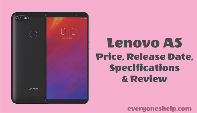 Lenovo A5 Price, Release Date, Specifications & Review