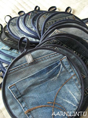 Cool Ways To Reuse Old Denim (30) 27