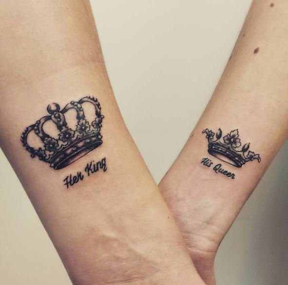 50 Attractive Queen Tattoos Designs For Women (2018