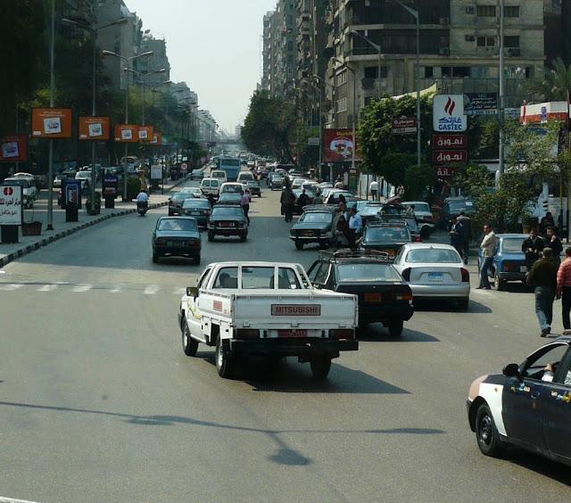 Kair - stolica Egiptu