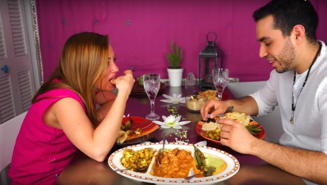 Tahukah Anda, Makan dengan Tangan Lebih Menyehatkan Lho!