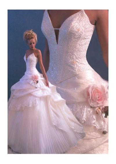 Wedding Dress Designs Cleavage Open Dressespic 2013