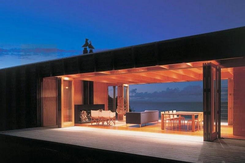 The New Zealand Beach House