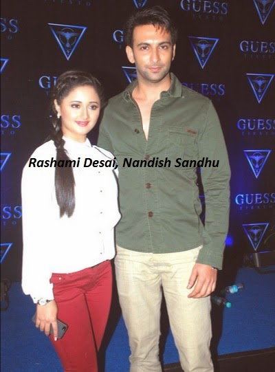Nach Baliye 7 Contestants | Rashami Desai | Nandish Sandhu