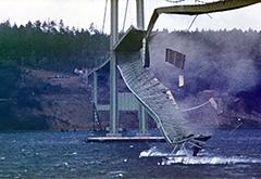 Tacoma Narrows Bridge Disaster