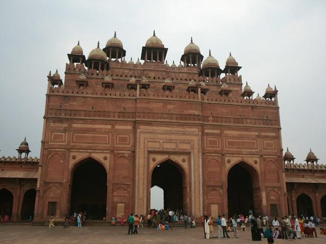 Fatehpur Sikri,Agra