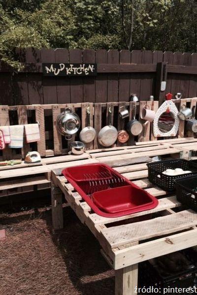 Weekend Na Działce Z Dziećmi Kuchnia Błotna Cudowne I
