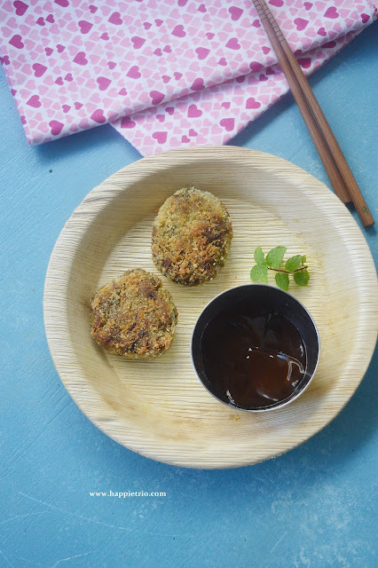 Mushroom Cutlet Recipe | Mushroom Patties