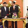 Kunjungan PM Laos ke Bogor,Buat Kesepakatan Kerjasama Dengan Indonesia