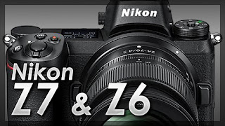 Nikon Announces Their First Mirrorless Cameras, The Z7 & Z6 And Joe Likes What He Sees!