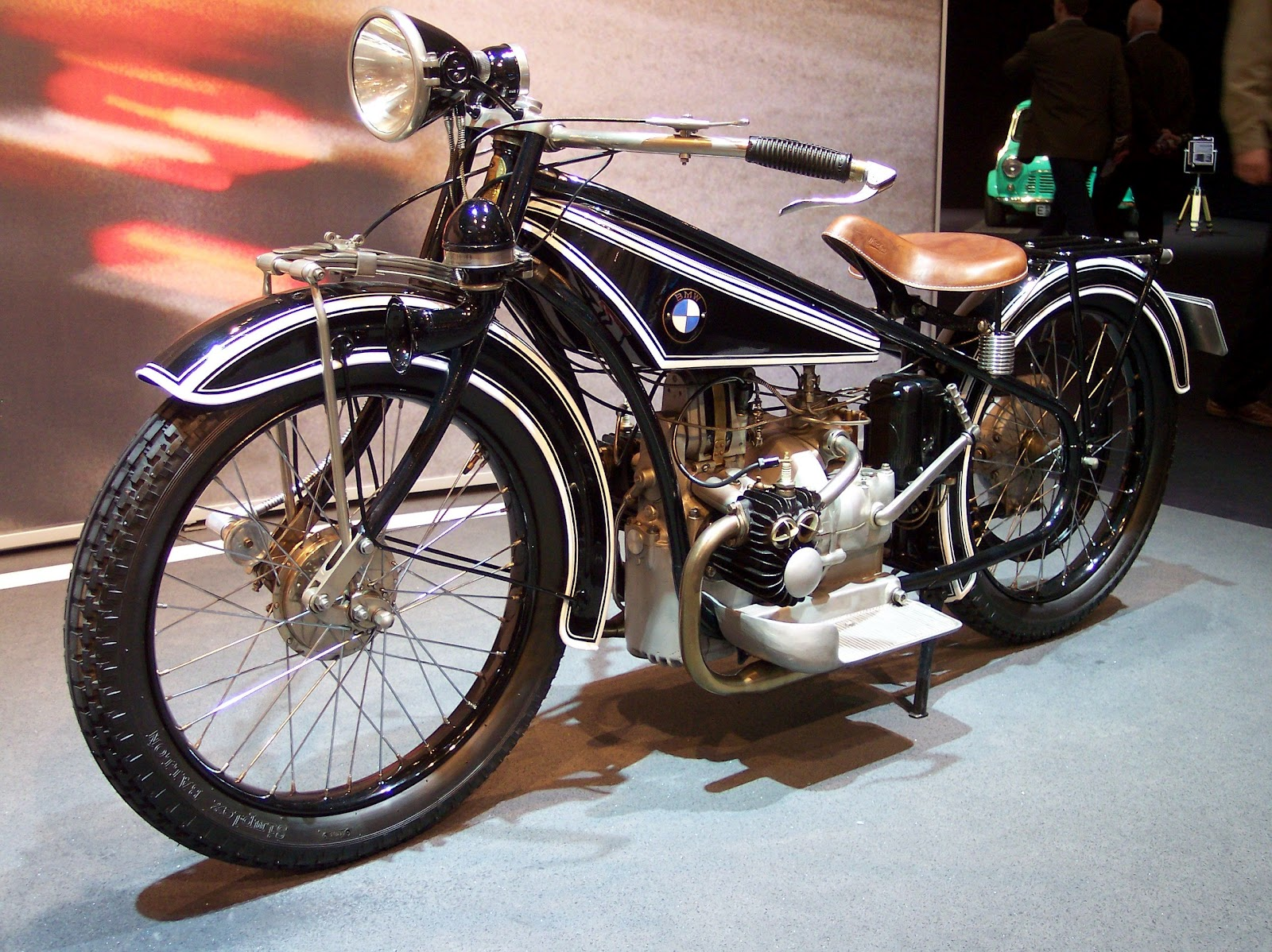 german bmw motorcycles r32 1932 concours 1930 elegance cyril huze repost