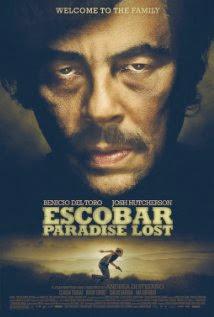 Escobar Paraíso Perdido BDRip AVI Dual Áudio + RMVB Dublado