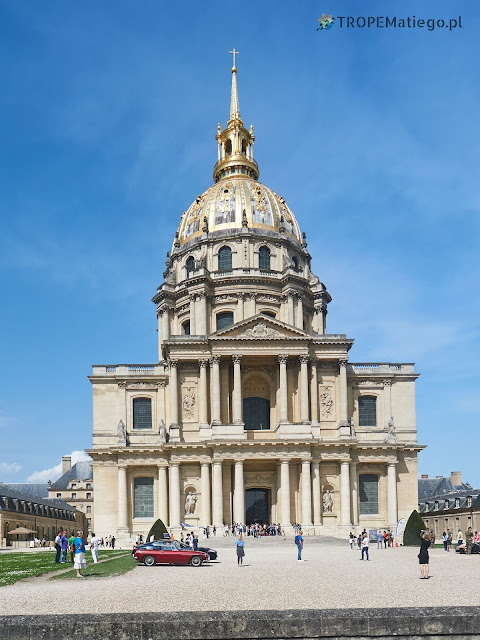 Les Invalides - The Church