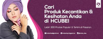 HCube Shop Kedai Online Produk Kesihatan Kecantikan Murah Dan Original