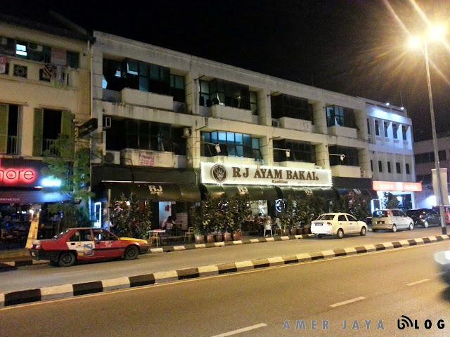 Lepak Di RJ Ayam Bakar Kopitiam, Kuching