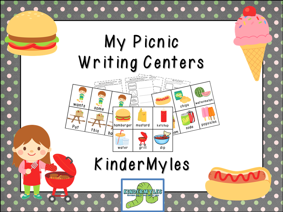 Kindermyles Friday Freebie And A Picnic