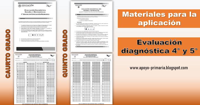 Materiales para la Evaluación Diagnóstica de 4º y 5º