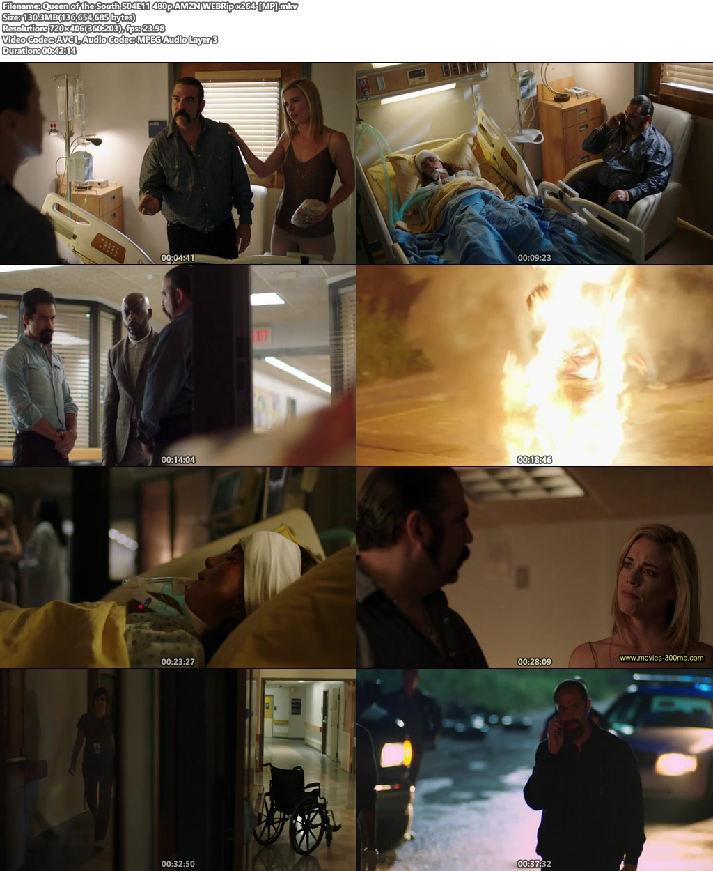 Queen of the South: 4×11