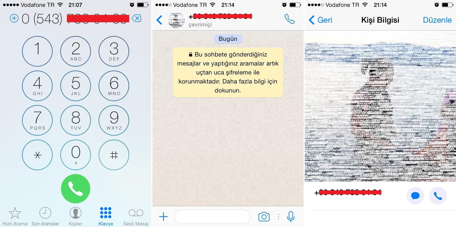 WhatsApp - Telefon Numarasından Yer ve Adres Bulma