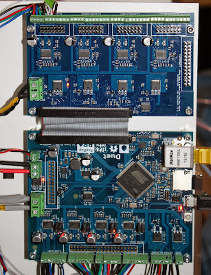 Duet with Expansion board