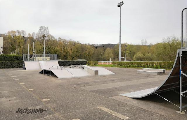 skatepark Bures sur yvettes