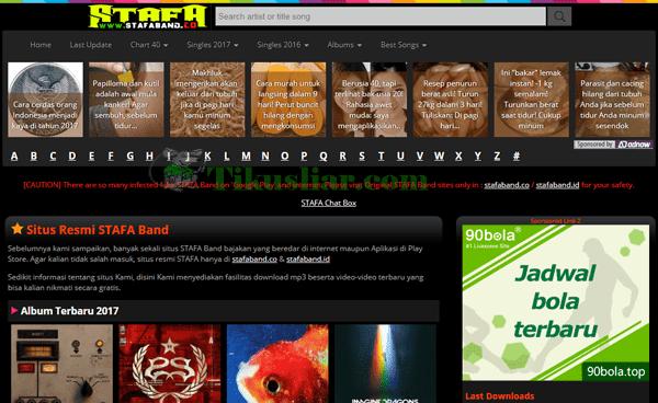 Situs Download MP3 Terlengkap, Terbaru dan Termudah