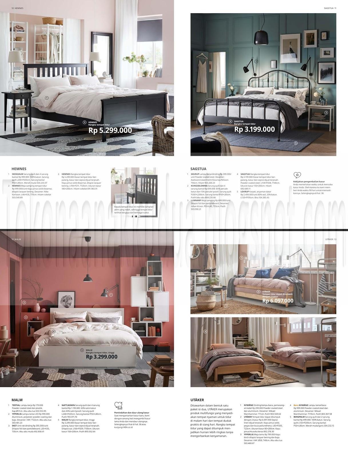 08 katalog bedroom ikea terbaru 2020