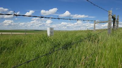 church, cemetery, Elkwater, Alberta, Cypress Hills