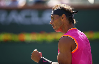 Nadal into Indian Wells last 16