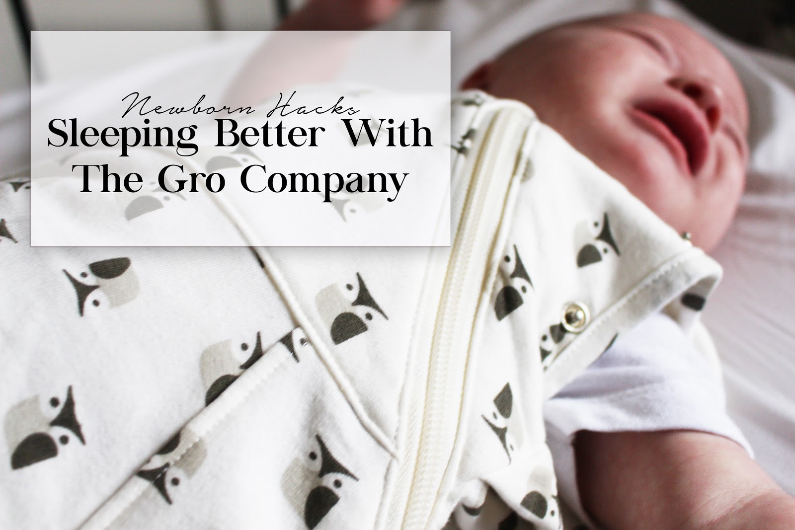 The Gro Company GroSnug with Orla Kiely