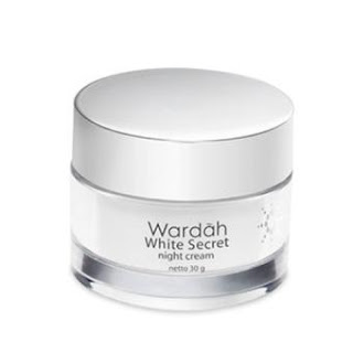 Wardah White Secret Krim Malam