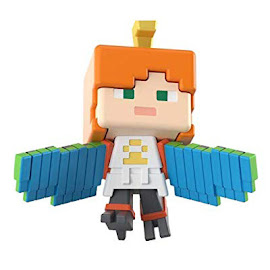 Minecraft Series 17 Alex Mini Figure