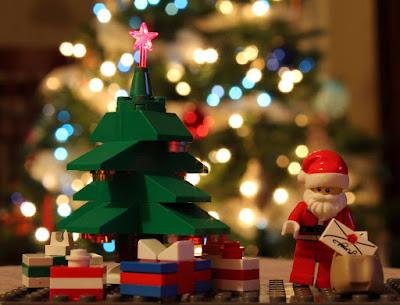 LEGO-at-Christmas