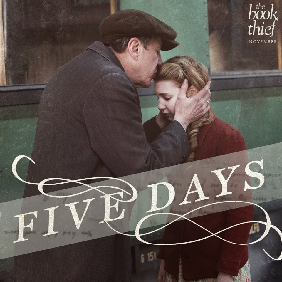 the book thief countdown five days