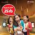 Promo TELKOMSEL NONTON HEMAT Tiap Senin di CINEMA XXI cuma 25 RIBU dengan Telkomsel T-Cash