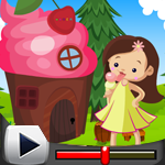 G4K Girl Rescue From Ice cream House Game Walkthrough