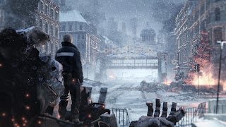 Left Alive Video Game PS3 Wallpaper