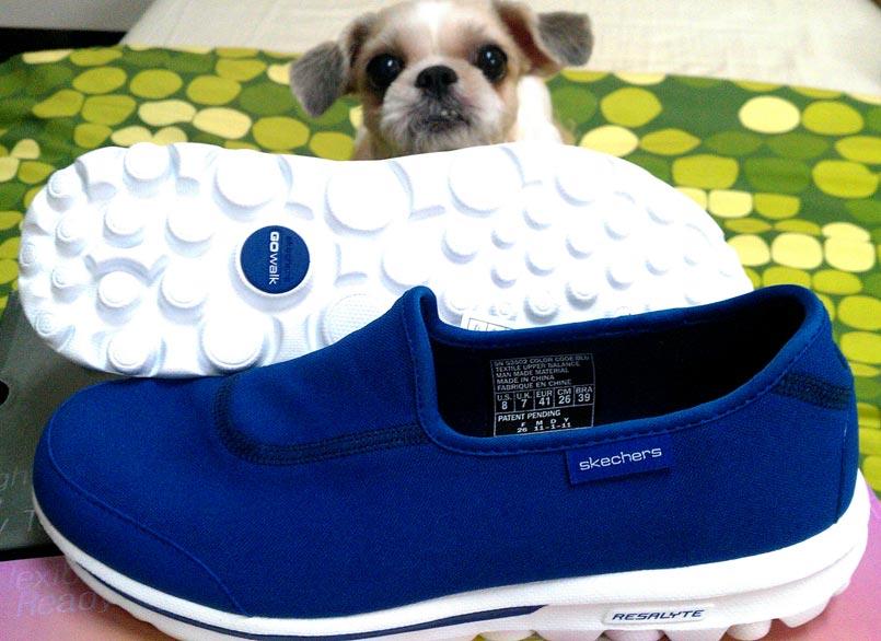 e9174a6a95d19 Happy Feet: Skechers GOwalk