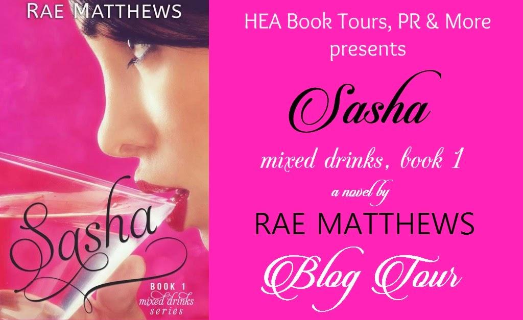 SASHA by Rae Matthews- Blog Tour, Review & Giveaway