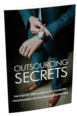 Outsource Secret Ebook Online