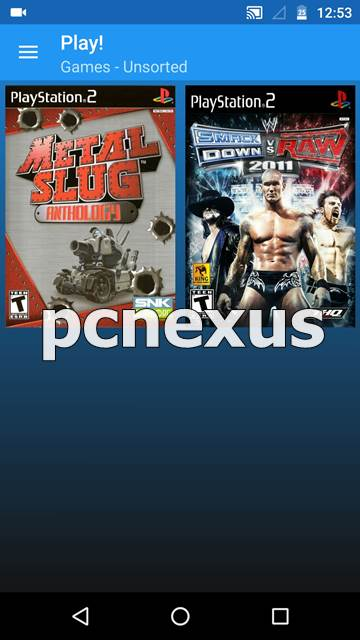 how to play playstation 2 games on android