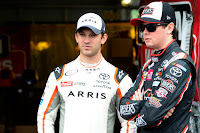Daniel Suarez and Erik Jones set to do double duty #NASCAR