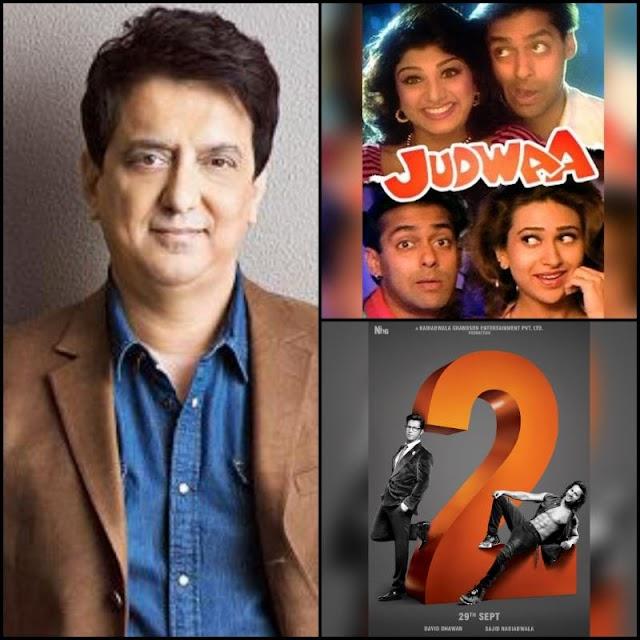 Anu Malik feels nostalgic while recreating original tracks for Judwaa 2