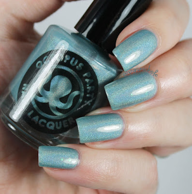 Octopus Party Nail Lacquer Piece of Caicos by Bedlam Beauty