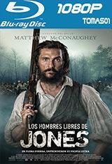 Los hombres libres de Jones (2016) BDRip 1080p DTS