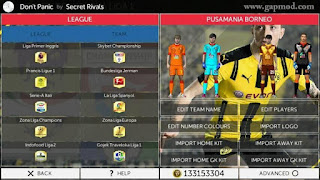 Download FTS Mod FIFA17 Ultimate v4 Fix by Zulfie Zm Apk + Data