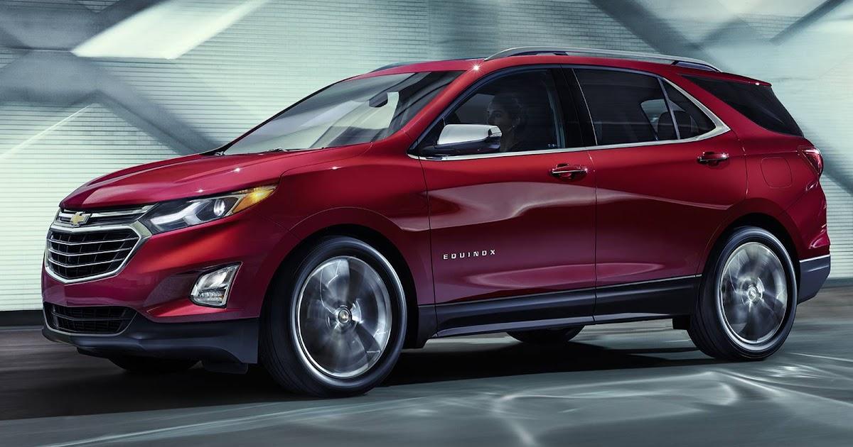 Chevrolet Equinox: preço estimado ~ R$ 130 mil no Brasil